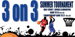 Summer tournament 3on3 στην Αλυκή της Πάρου