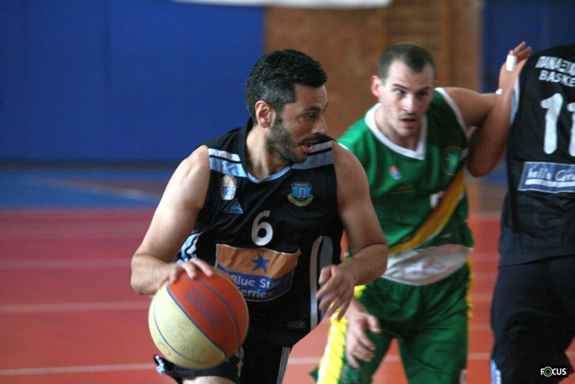 Καλαβρός: «Λείπει μια ισχυρή διοίκηση στο τμήμα μπάσκετ»