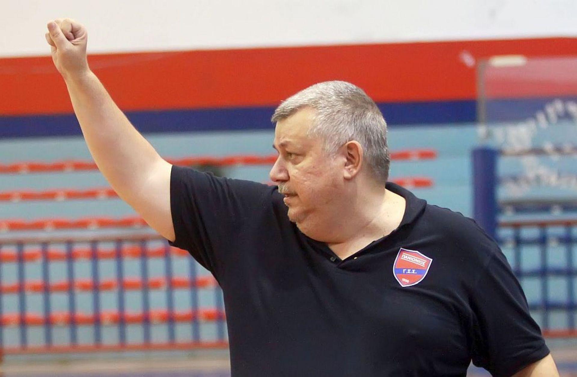 Κώστας Σορώτος: Να δώσουμε περισσότερα εφόδια για να αναπτυχθεί το μπάσκετ των Κυκλάδων
