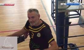 Μάχη με τον κορονοϊό δίνει ο πρώην παίκτης - προπονητής του Νηρέα Κώστας Ναλπάντης