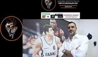 Γιάννης Γιαννούλης και NothinButNet διοργανώνουν το επίσημο τουρνουά 3x3 της FIBA στη Θεσσαλονίκη