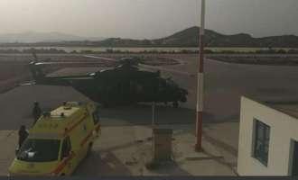Φολέγανδρος: Τραγικό τέλος 60χρονου που απεβίωσε αναμένοντας το ελικόπτερο