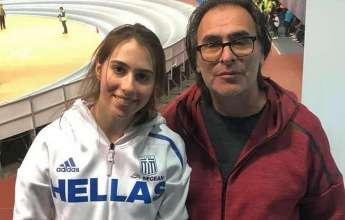 Ιέραξ Μήλου: Συγχαρητήρια στην Μαρία Καβαλιέρου