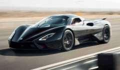Αυτοκίνητο - SSC Tuatara: Το πιο γρήγορο αυτοκίνητο παραγωγής στον κόσμο (Φωτό)