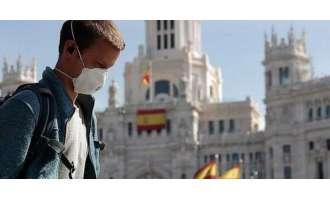 """Κορονοϊός: Αυτό είναι το """"μοντέλο Μαδρίτης"""" που ίσως εφαρμοστεί στην Αθήνα"""